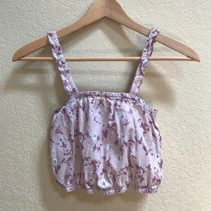 Tilly's (Ivy & Main) Cropped Cami Top